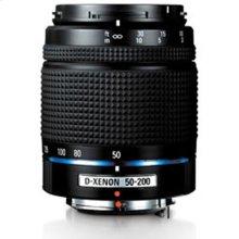 50-200mm F4-5.6 ED D-Xenon Lens