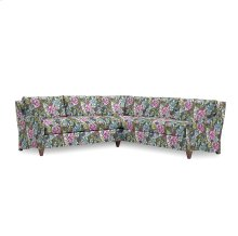 Whistler Sectional Sofa, HYDR-TEAL