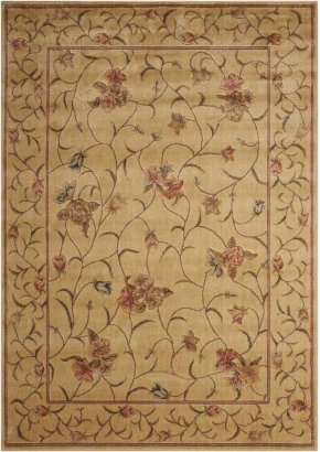 SOMERSET ST09 IV RECTANGLE RUG 5'3'' x 7'5''