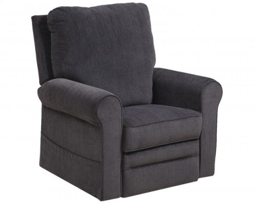 Power Lift Recliner - Indigo