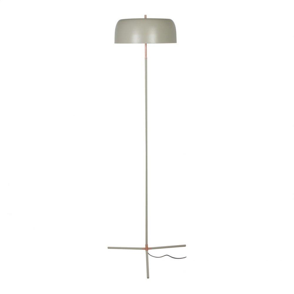 Barrett Floor Lamp Grey