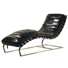 James Chaise Antique-black