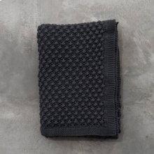 Tessa Throw - Dark Grey