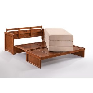 Murphy Cube / Murphy Cube 2 * Cabinet Bed in Cherry Finish