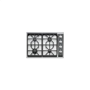 """Wolf30"""" Gas Cooktop (CT30G) - Classic Stainless"""