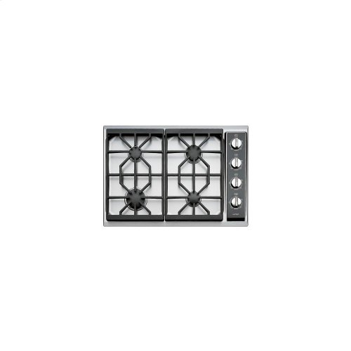 "30"" Gas Cooktop (CT30G) - Classic Stainless"