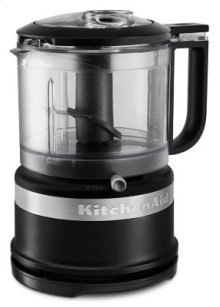 3.5 Cup Mini Food Processor - Black Matte