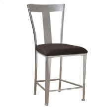 Metal Contemporary Counter Stool