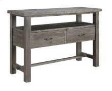 Emerald Home Paladin Server Rustic Charcoal D350-50