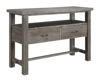 Emerald Home Paladin Server Rustic Charcoal D350-50 Product Image