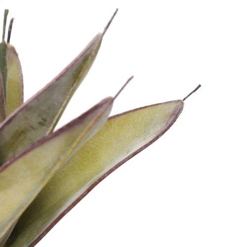 """10.5"""" Dusty Succulent Stem"""