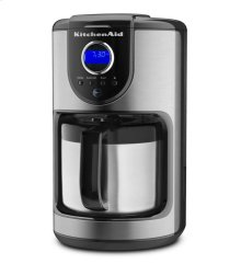 10-Cup Thermal Carafe Coffee Maker - Onyx Black