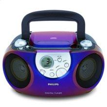 Philips CD Soundmachine AZ3021 with Dynamic Bass Boost