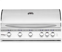 "Sizzler Pro 40"" Built-in Grill"