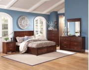 6/6 Complete Storage Bed Product Image