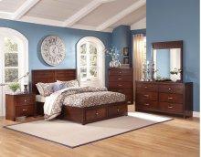 5/0 Complete Storage Bed
