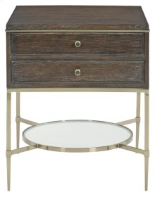 Clarendon Nightstand in Clarendon Arabica (377)