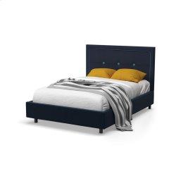 Unison Upholstered Bed - Full
