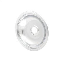 Smart Choice 8'' Chrome Drip Bowl, Fits Most