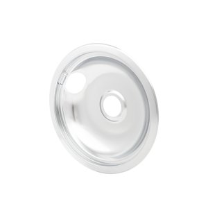 FrigidaireSmart Choice 8'' Chrome Drip Bowl, Fits Most
