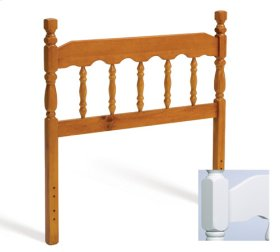 Early American Headboard - Honey Pine