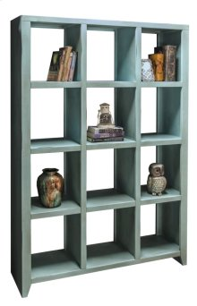 Calistoga Blue Room Divider