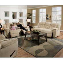 Power Dbl Mtn Csl Loveseat