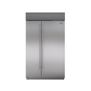"""Sub-Zero48"""" Classic Side-by-Side Refrigerator/Freezer"""