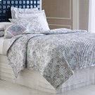 Aria Quilt & Shams, Spa, Full/queen Product Image