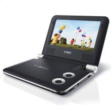 7 inch Portable DVD/CD/MP3 Player