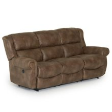 TERRILL COLL. Space Saver Reclining Sofa