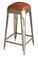 Metal Press Counter Stool Product Image