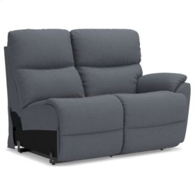 Trouper La-Z-Time® Left-Arm Sitting Reclining Loveseat