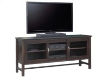 "Brooklyn 60"" HDTV Cabinet With 3 Sliding Doors"