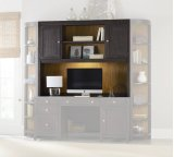 South Park Computer Credenza Hutch Product Image