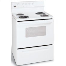 Crosley Electric Ranges (4.2 Cu. Ft. Manuel-Clean Oven)
