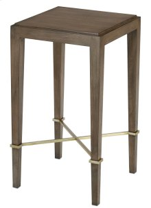 Verona Chanterelle Drinks Table - 24h x 14w x 14d