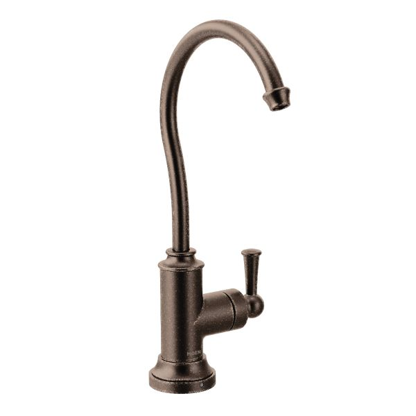 Sip Traditional oil rubbed bronze one-handle beverage faucet