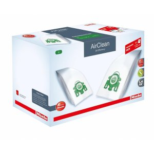 MieleU HA30 Performance AirClean 3D Performance Pack AirClean 3D Efficiency U 16 dustbags and 1 HEPA AirClean filter at a discount price