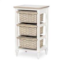 3-Basket Storage Cabinet