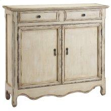 Heidi 2-door 2-drawer Cabinet