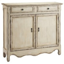 Heidi 2-door 2-drawer Cabinet
