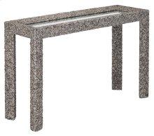 Batad Shell Console Table