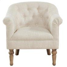 Welbeck Accent Chair in Beige