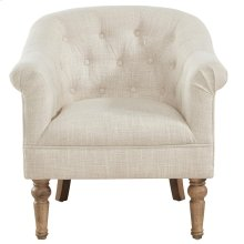 Welbeck Accent Chair in Beige