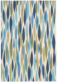 Sun N' Shade Snd01 Seagl Rectangle Rug 5'3'' X 7'5''