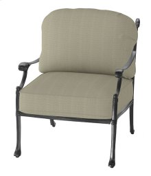 Michigan Cushion Lounge Chair - Knock Down (KD)