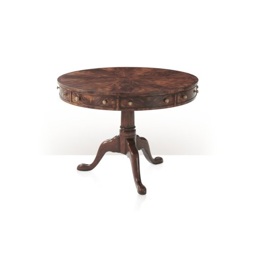 The Library Drum Top Table
