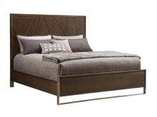 Queen Radian Panel Bed