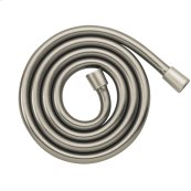 Brushed Nickel Techniflex Hose, 63""